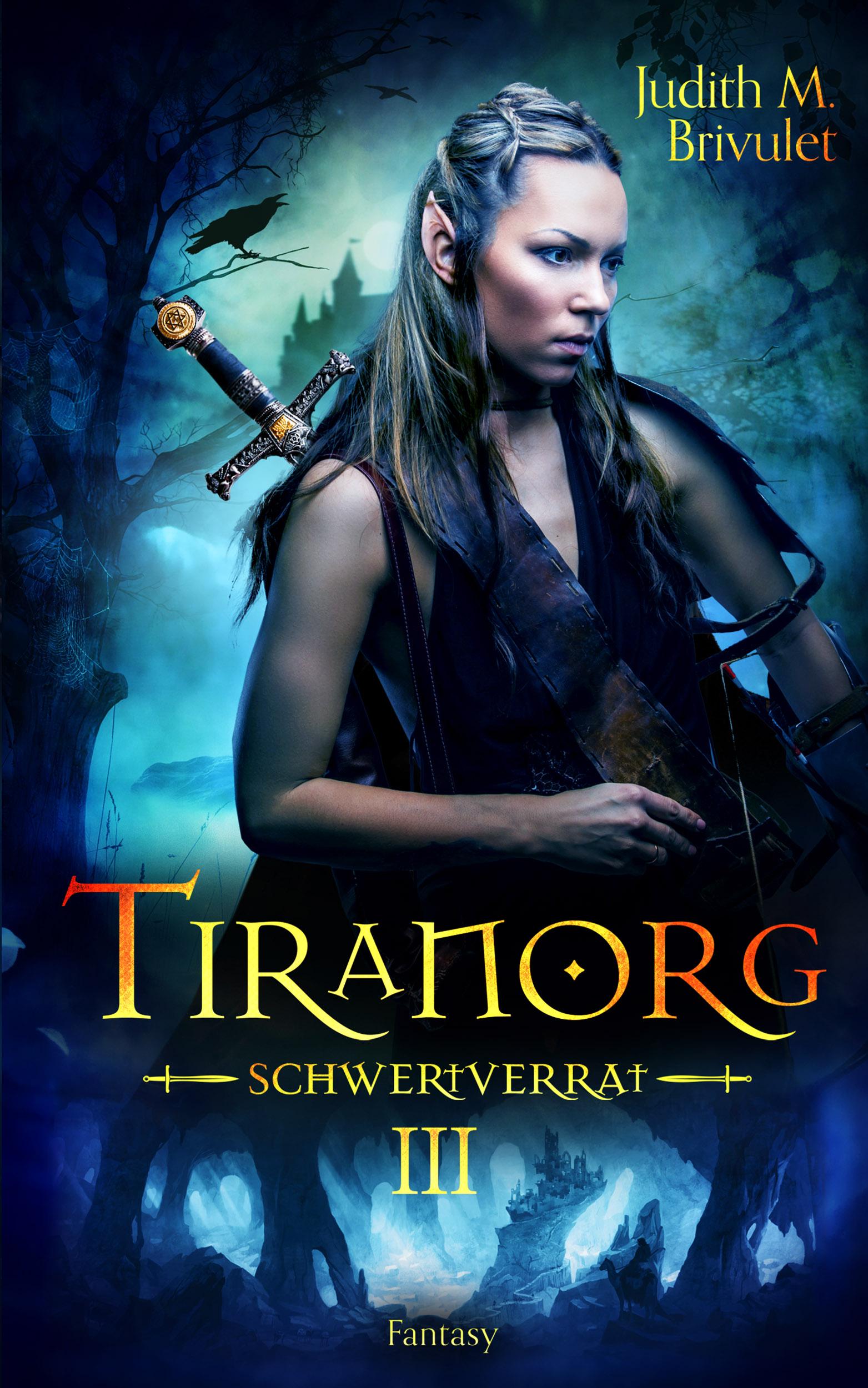 """Cover Release und Veröffentlichungstermin von """"Tiranorg – Schwertverrat"""""""