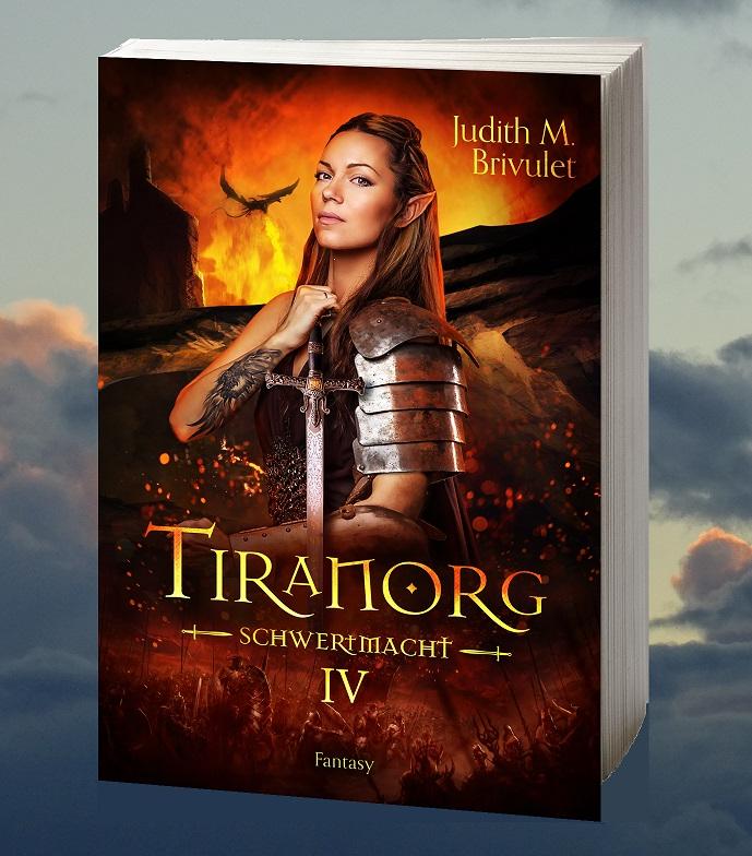 Cover von Tiranorg IV